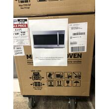 1.9 cu ft Over The Range Microwave with Sensor Cooking in Stainless Steel **OPEN BOX ITEM** West Des Moines Location