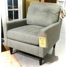 TREVIN Club Chair in Ash      (C38E-19263C,29045)