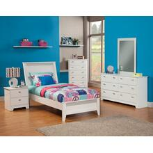 6 PC. Full Size Bedroom Set