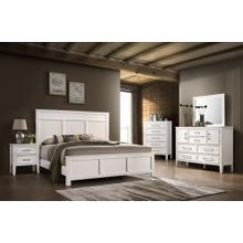 See Details - Andover 4 Pc Queen Bedroom Set by New Classic, Model 677