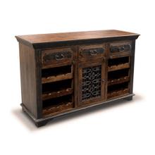 Burma Wine Cabinet