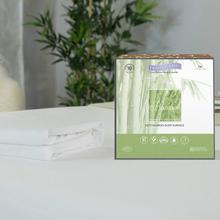 View Product - Bamboo Hypoallergenic Waterproof Mattress Pad Protector Queen