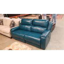 Power Reclining Sofa  Leather