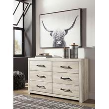 Cambeck 6 Drawer Dresser