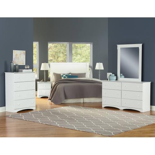 Bedroom Suit | White