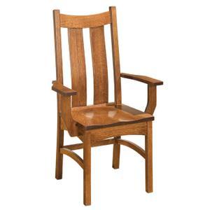 Fusion Designs - Classic Arm Chair