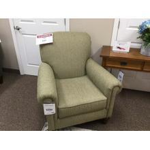 "England ""Eliza"" C MOELEA 634 Chair 35""W-35""D-39""H"