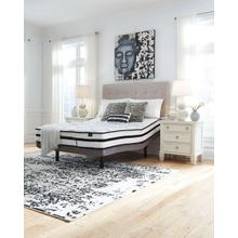 """See Details - Felix-1 King 10"""" Hybrid Innerspring Mattress with Head and Foot Adjustable Power Base and Massage"""