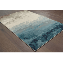 """See Details - 5'6"""" X 7'6"""" LINEN AREA RUG     (7803A,91438)"""