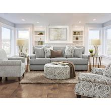 Bates Charcoal Sofa & Loveseat