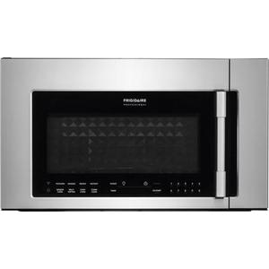 Frigidaire - Frigidaire Professional 1.8 Cu. Ft. 2-In-1 Over-The-Range Convection Microwave