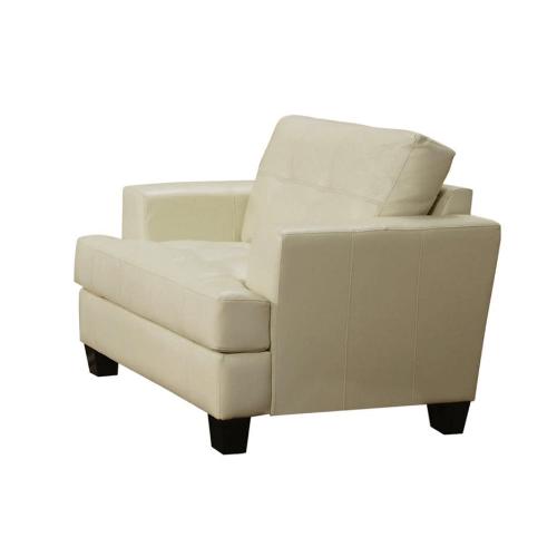 Coaster - Samuel Transitional Cream Chair