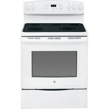 "30"" Freestanding Electric Range with 5 Radiant Elements 5.3 cu. ft. Self-Clean Oven Fifth Element--CLOSE OUT WHITE ONLY"