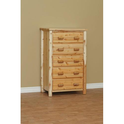 5 DRAWER CHEST APPALACHIAN COLLECTION