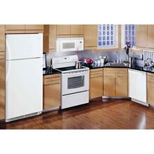 REFRIGERATOR, RANGE, AND DISHWASHER