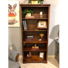 """Legends- Brentwood 72"""" Bookcase"""
