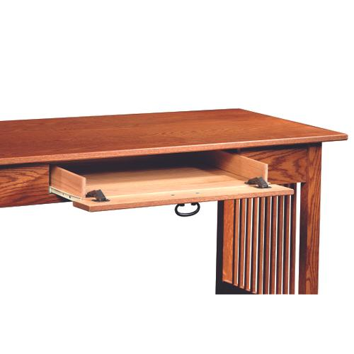 Country Value Woodworks - Mission Library Desk