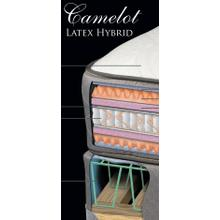 See Details - Camelot Latex Hybrid