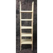 See Details - 1000 Maine Made Ladder Tier Shelf 18W X 66H X 14D Pine Unfinished