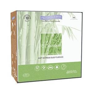Bamboo Hypoallergenic Waterproof Mattress Pad Protector