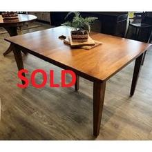 42x60 Leg Table with 4 Leaves