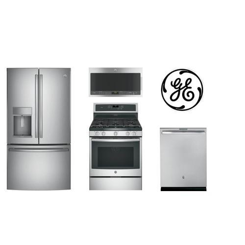 GE Profile Gas Package