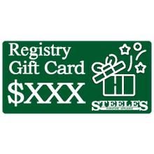 Steeles Gift Card - $Custom Amount