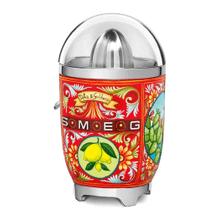 Smeg 50s Retro Style Design Aesthetic Citrus Juicer, Dolce & Gabbana