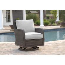 Agio International Aurora Swivel Rocker