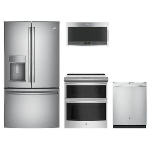 Packages - GE PROFILE STAINLESS PREMIUM PACKAGE