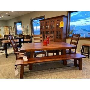 7 Piece Table Set 42x72