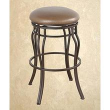Hayward - Backless Swivel Barstool