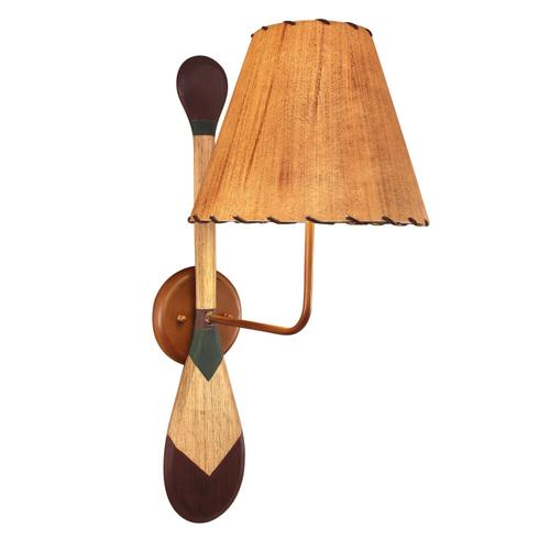 Coast Lamps - Paddle Wall Sconce