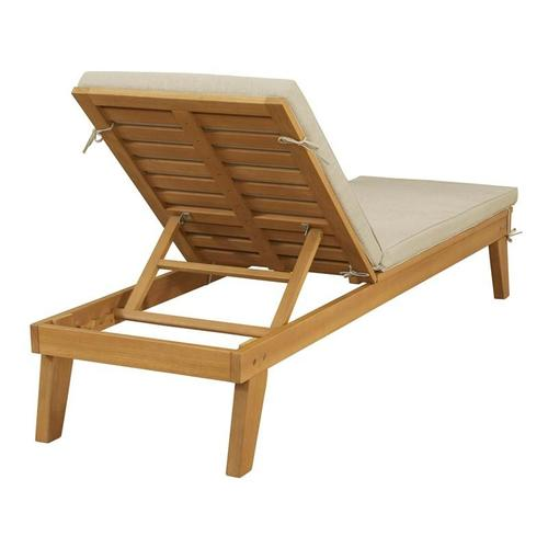 Ashley Furniture - ASHLEY P285-815 Byron Bay Outdoor Patio Chaise Lounge Chair