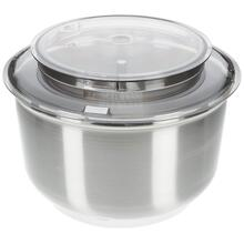 Bosch Stainless Steel Bowl Accessory For Universal Plus Stand Mixer, Silver