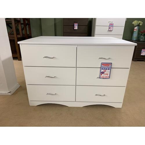 Gf Furniture - GF Furniture dresser white