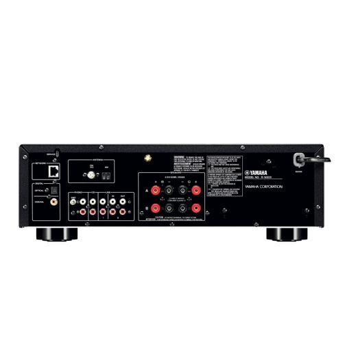 Stereo Receiver with Wi-Fi and Bluetooth