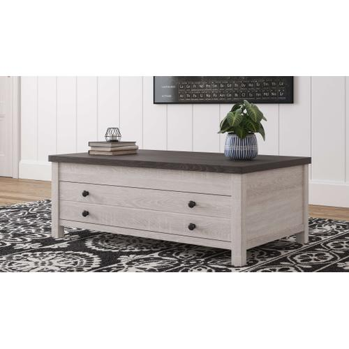 Dorrinson Lift Top Coffee Table