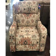 Pattern Power Recliner