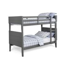 View Product - Easton Twin/Twin Bunkbed Grey
