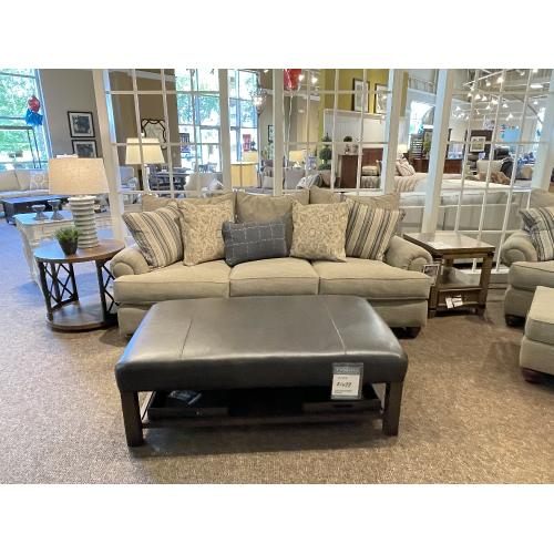 Craftmaster Furniture - Quick Ship Sofa in Tolliver Style
