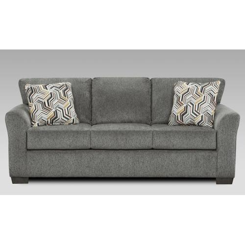 3330 Allure Grey Sofa Only