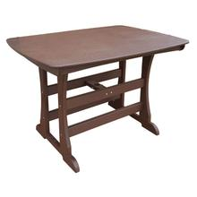 """See Details - Traditional Counter Height 56"""" Table"""