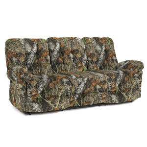 Best Home Furnishings - Everlasting Space Saver Dbl Reclining Sofa in CAMO   S515RA4-27236  (27782)