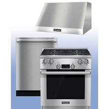 See Details - MIELE - Save up to $1,800 on Miele Kitchen Packages of your choice. See 3-Pc Example.