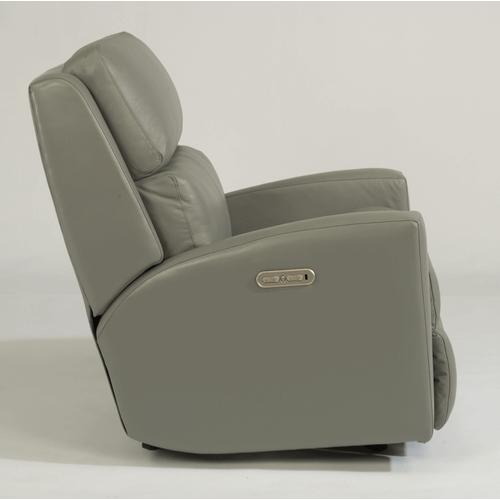 Flexsteel - Catalina Leather Recliner