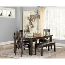 See Details - Haddigan 6 Piece Dining Group