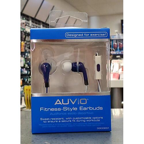 Fitness-Style Earbuds