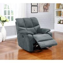 Jerry Power Recliner Gray