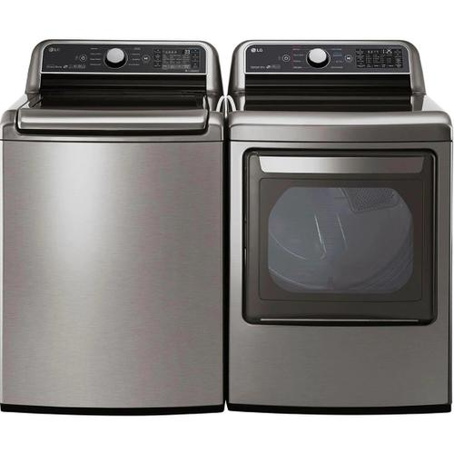 LG Top Load Washer / Dryer